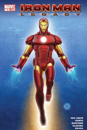 Iron Man Legacy #1