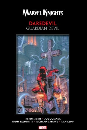 Marvel Knights Daredevil by Smith & Quesada: Guardian Devil (Trade Paperback)