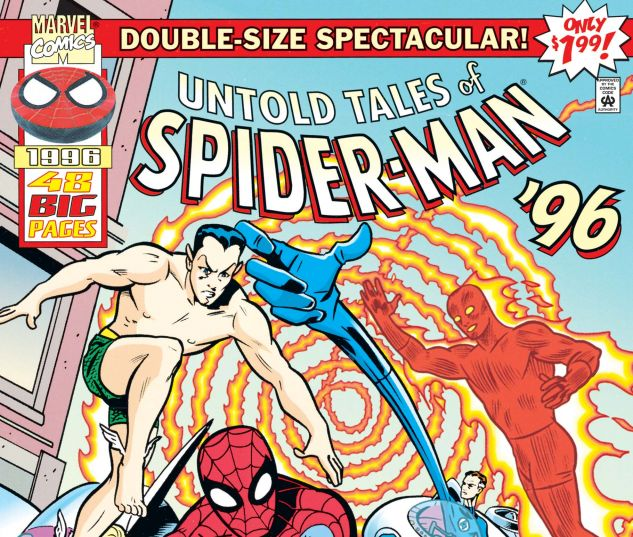 Untold Tales of Spider-Man Annual (1996) #1