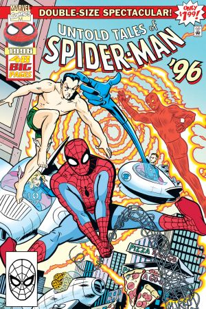 Untold Tales of Spider-Man Annual #1