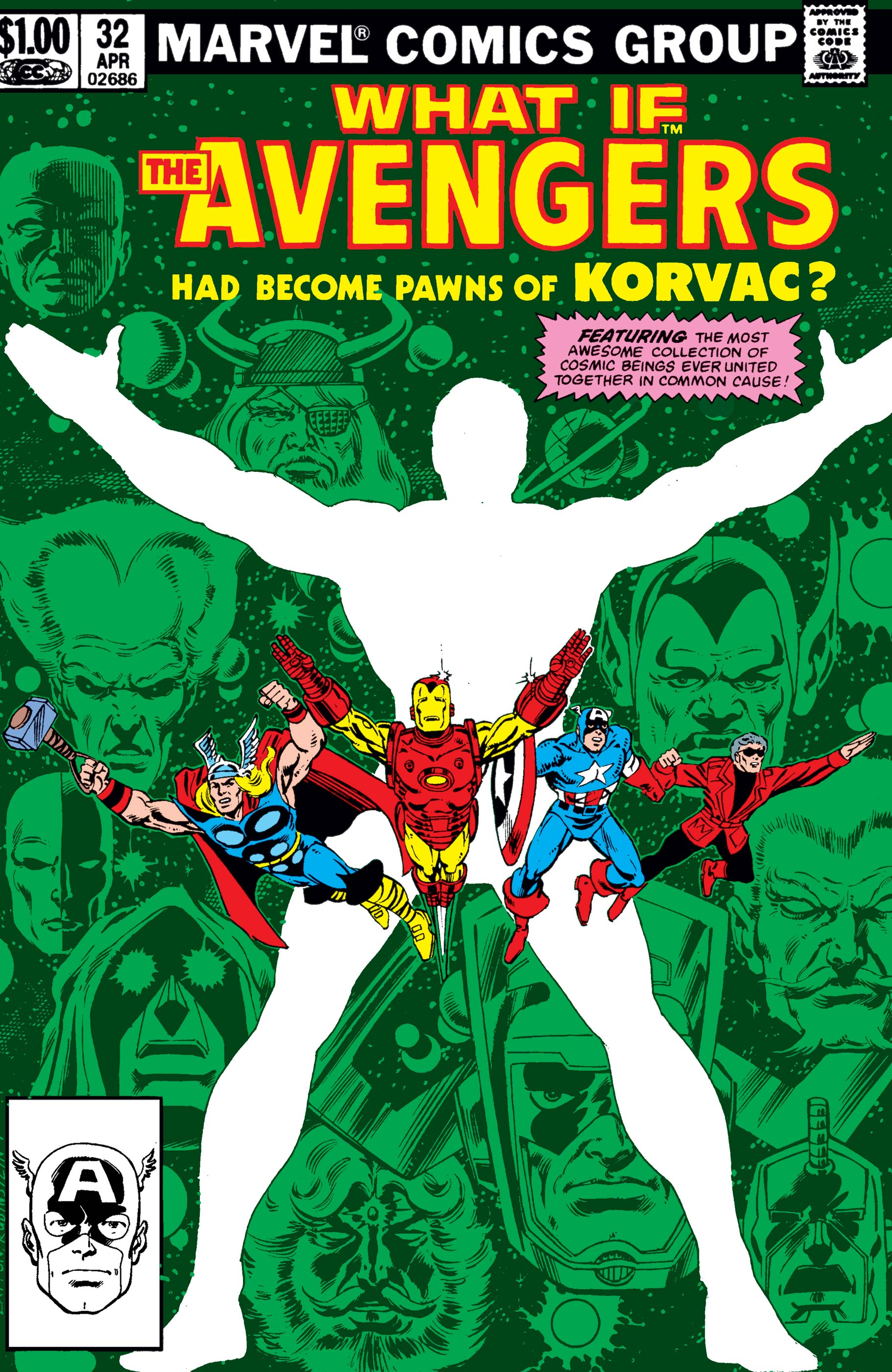 What If? (1977) #32   Comic Issues   Marvel
