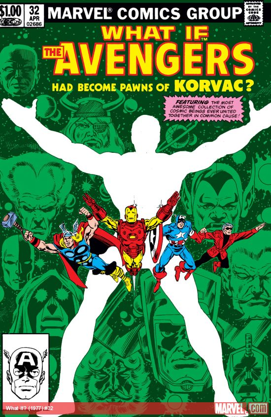 What If? (1977) #32