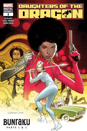 Daughters of the Dragon: Marvel Digital Original (2018) #1