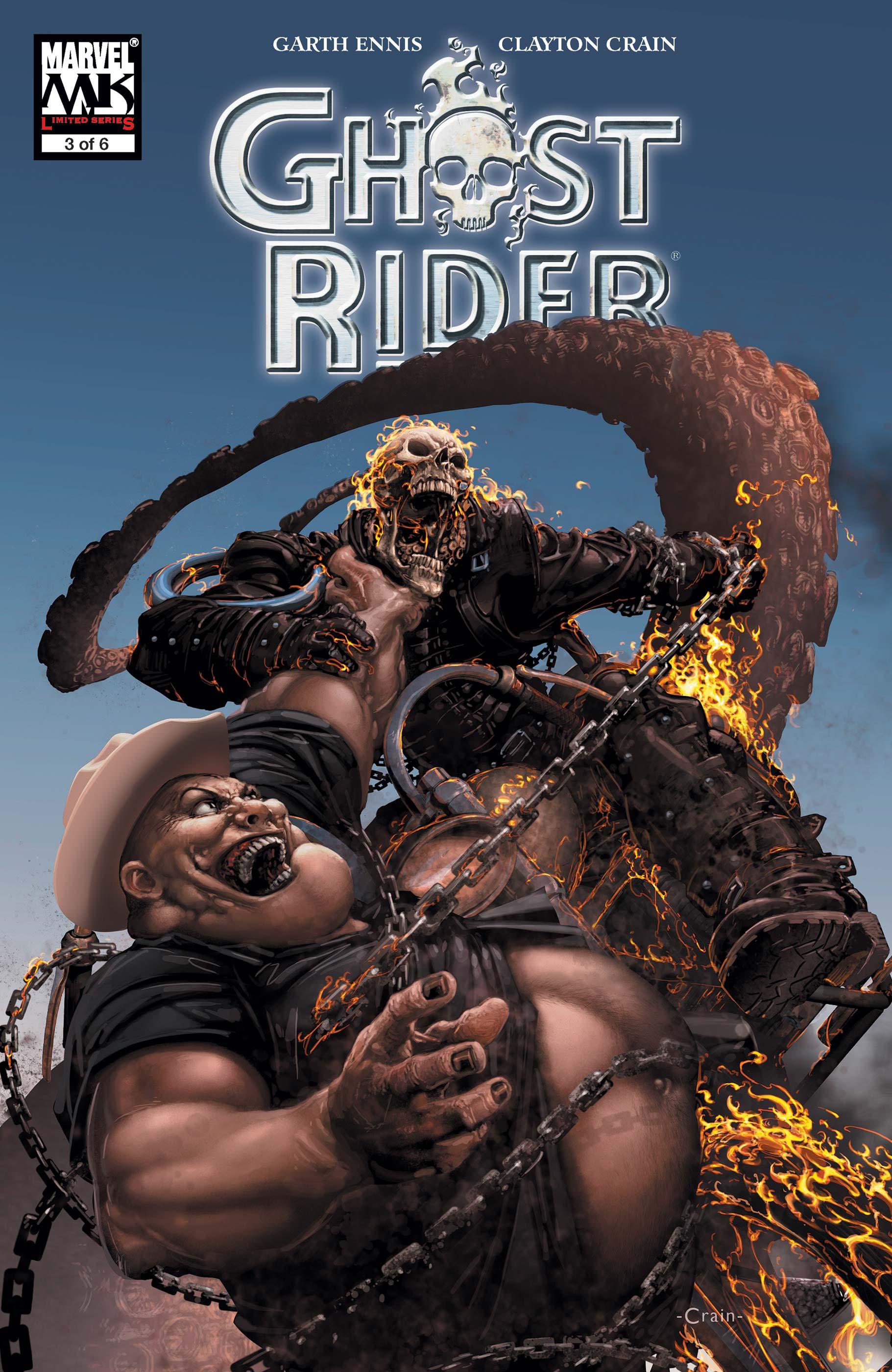 Ghost Rider (2005) #3