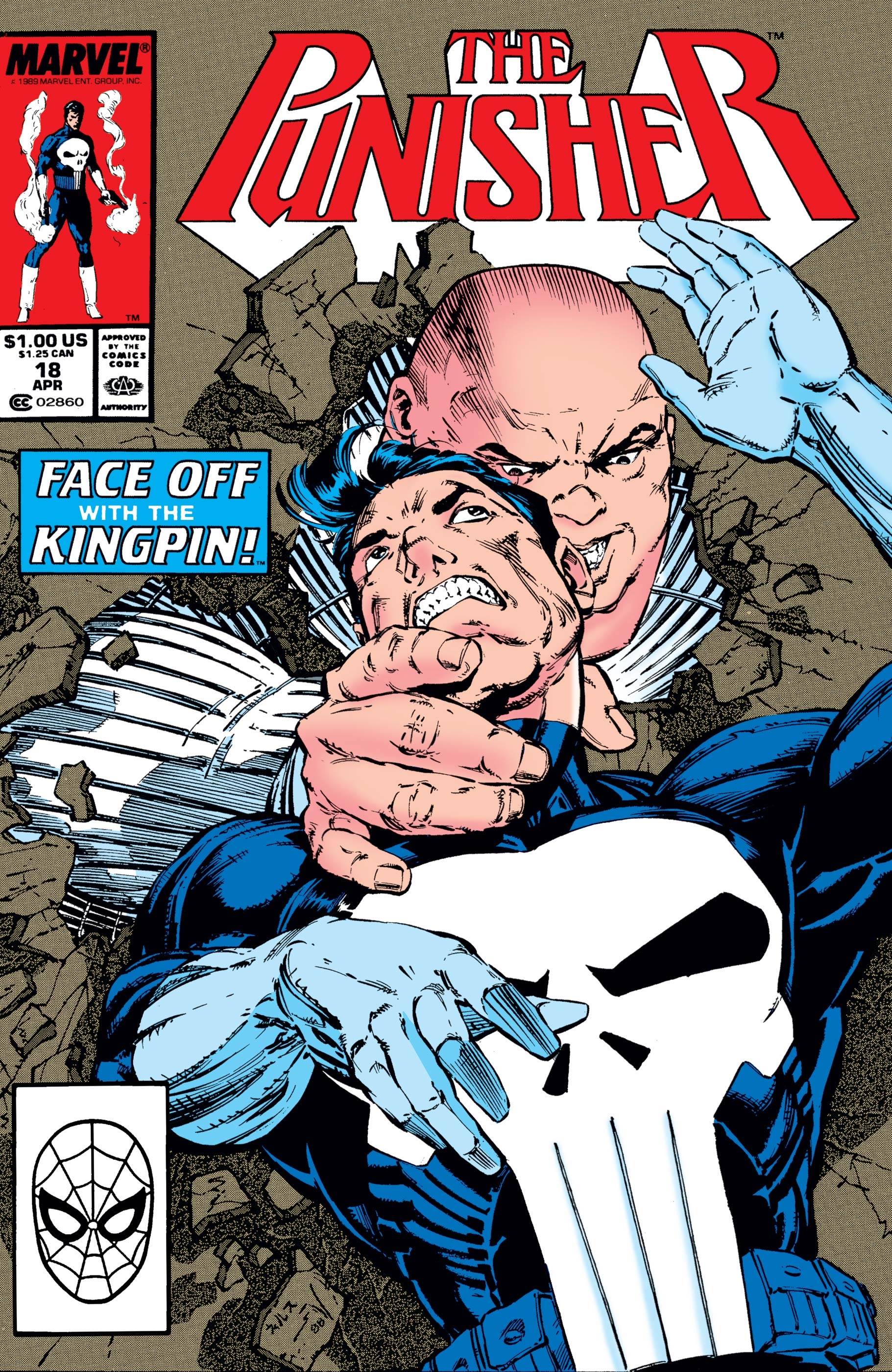 The Punisher (1987) #18