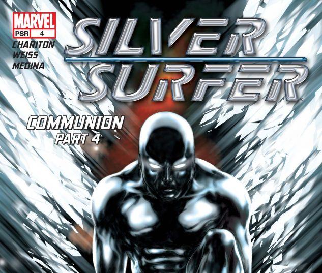 SILVER SURFER (2003) #4