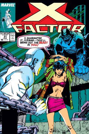 X-Factor (1986) #31