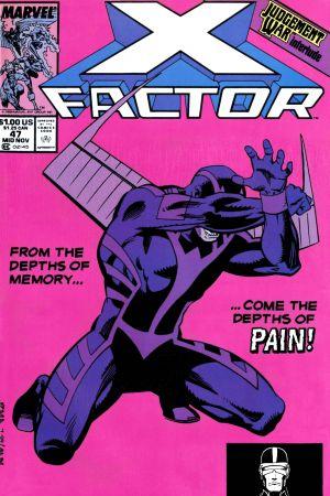 X-Factor (1986) #47