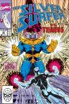 SILVER SURFER (1987) #38