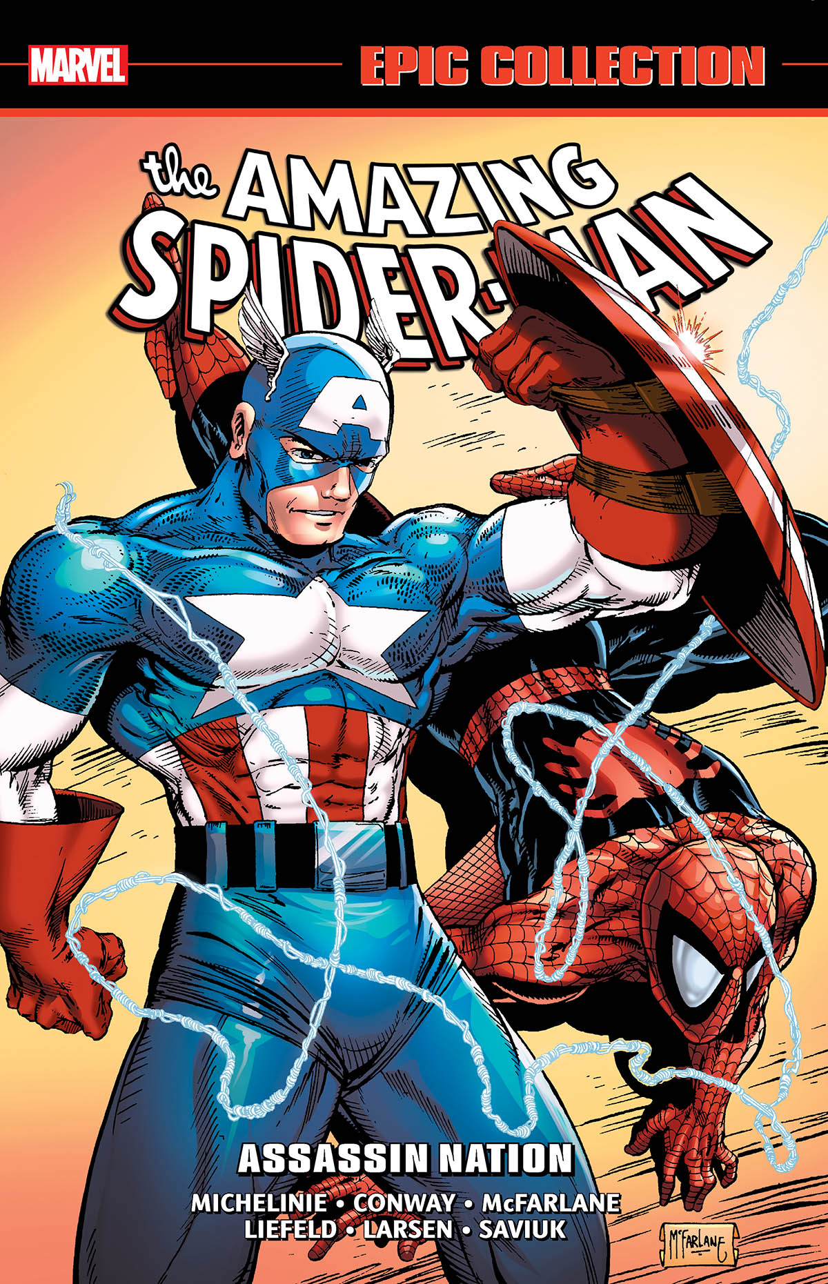 Amazing Spider-Man Epic Collection: Assassin Nation (Trade Paperback)
