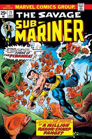 Sub-Mariner #71
