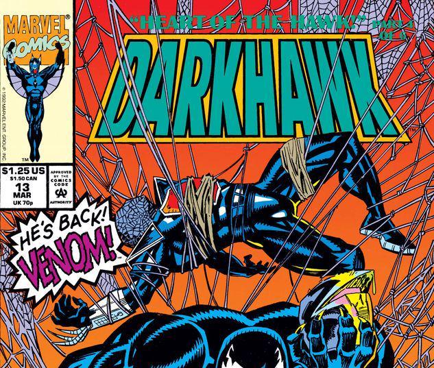 Darkhawk #13
