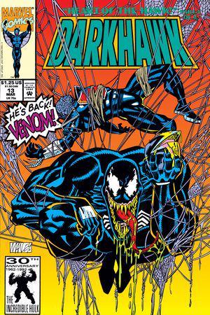 Darkhawk (1991) #13