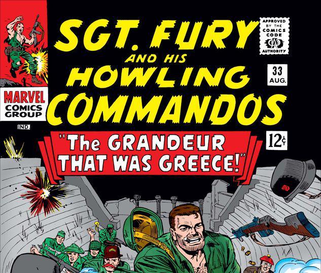 Sgt. Fury #33