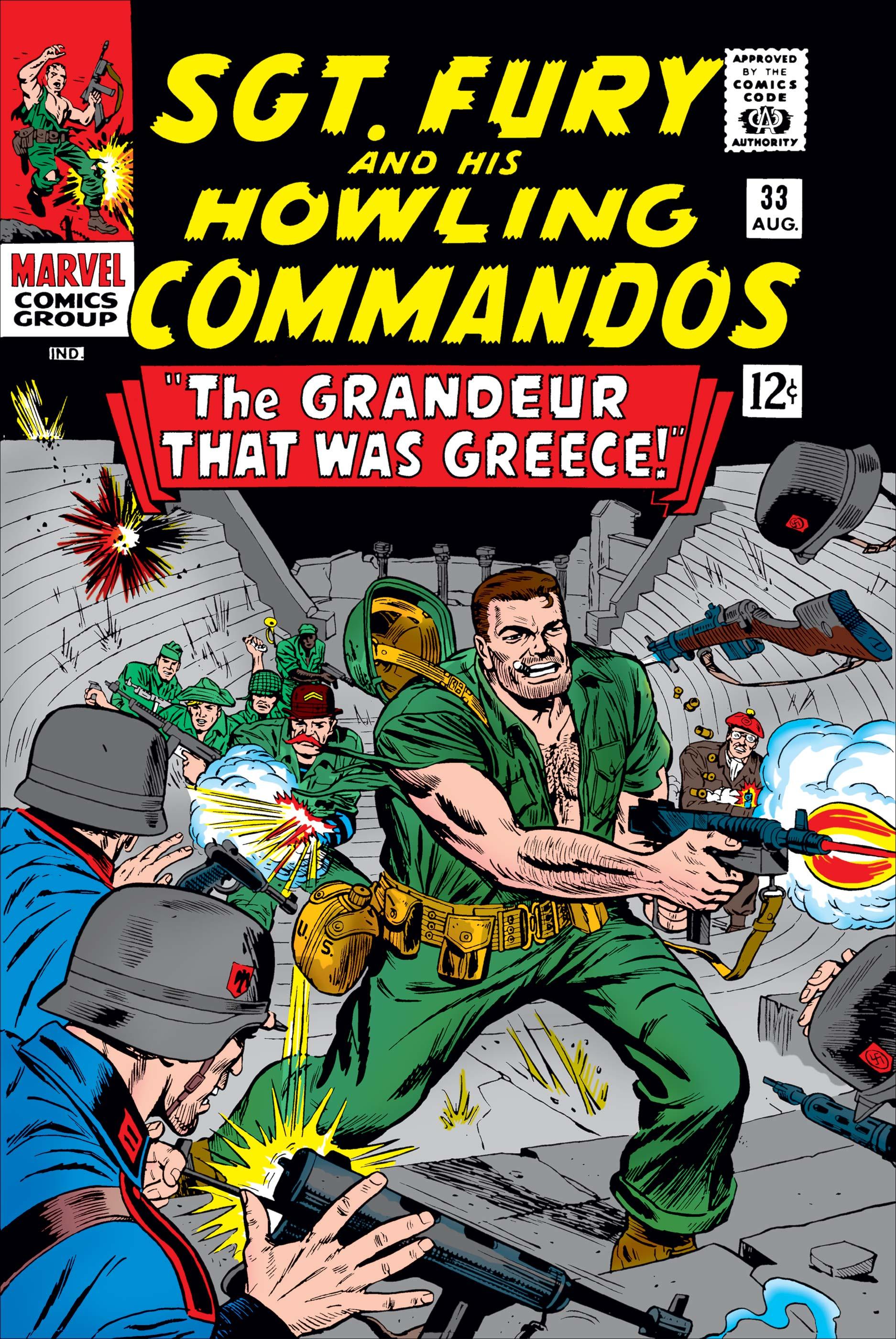Sgt. Fury (1963) #33