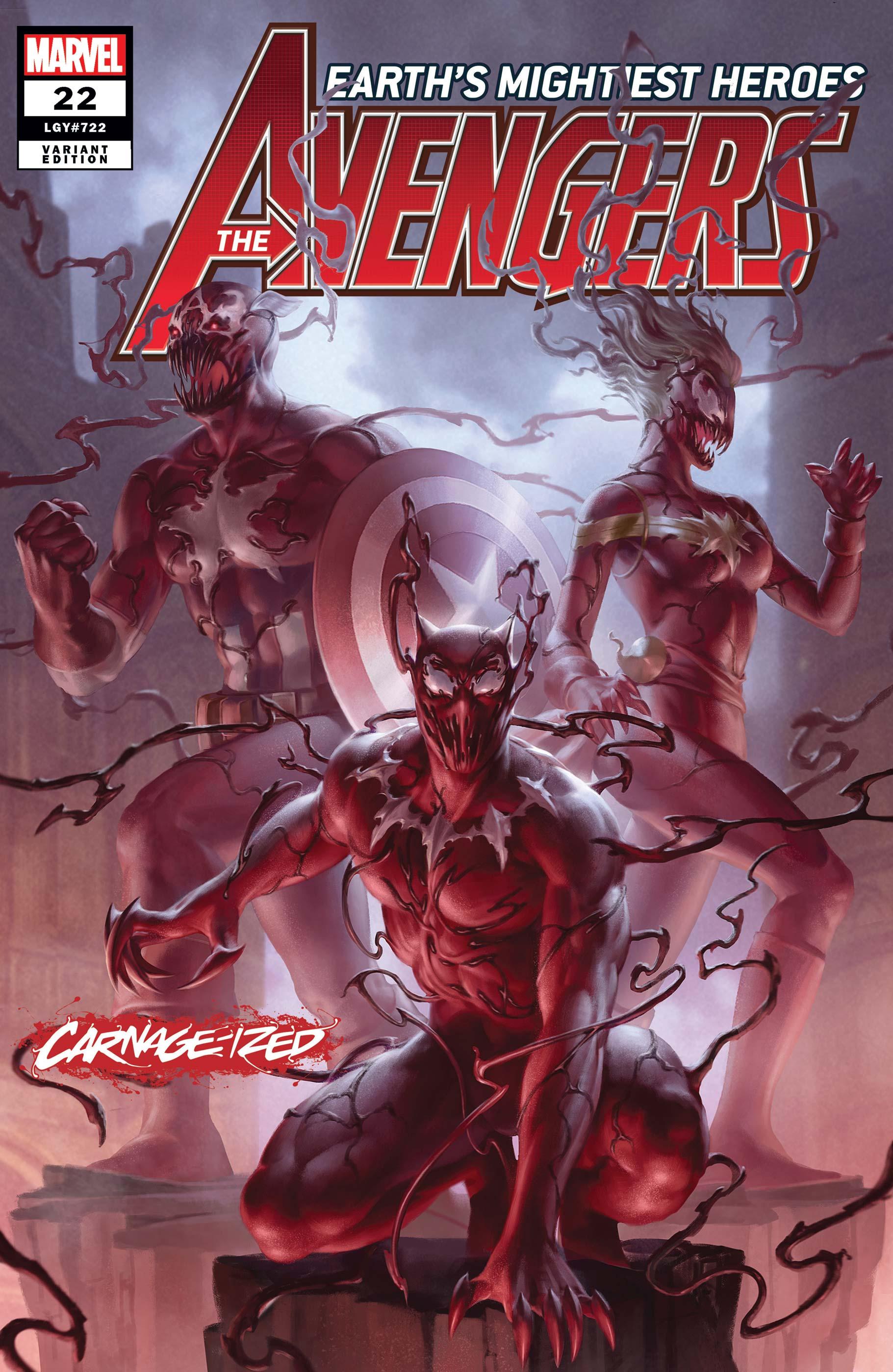 Avengers (2018) #22 (Variant)
