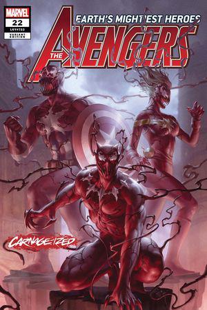 Avengers #22  (Variant)