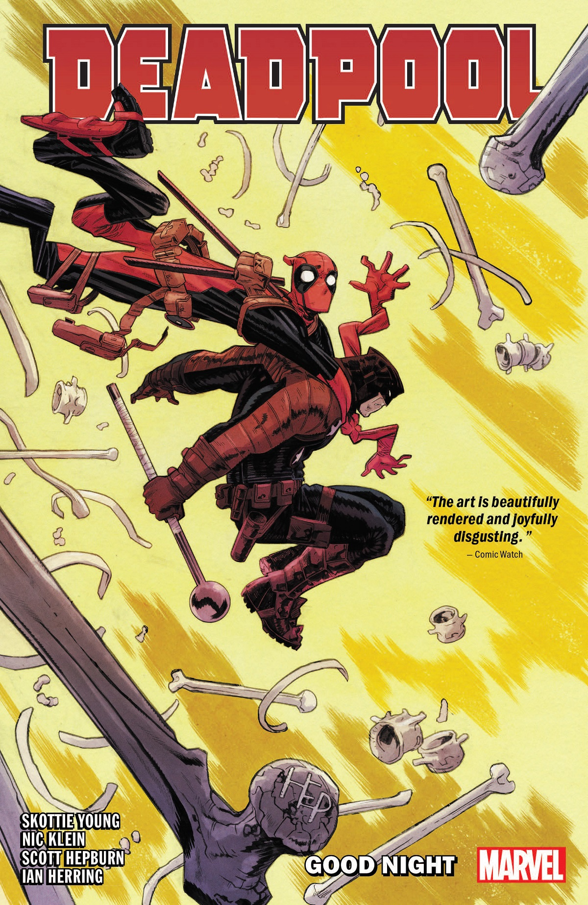 Deadpool By Skottie Young Vol. 2: Good Night (Trade Paperback)