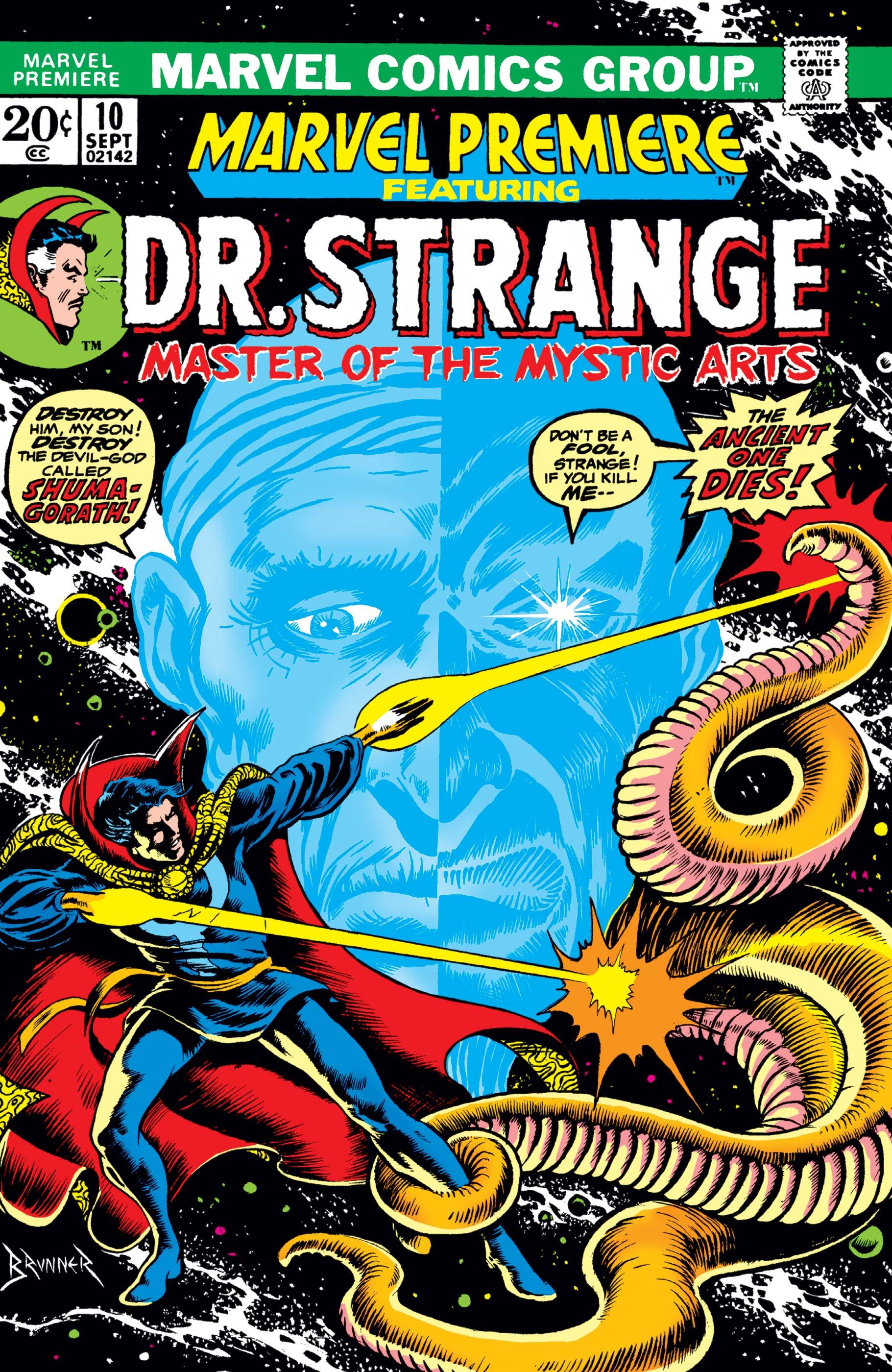Marvel Premiere (1972) #10
