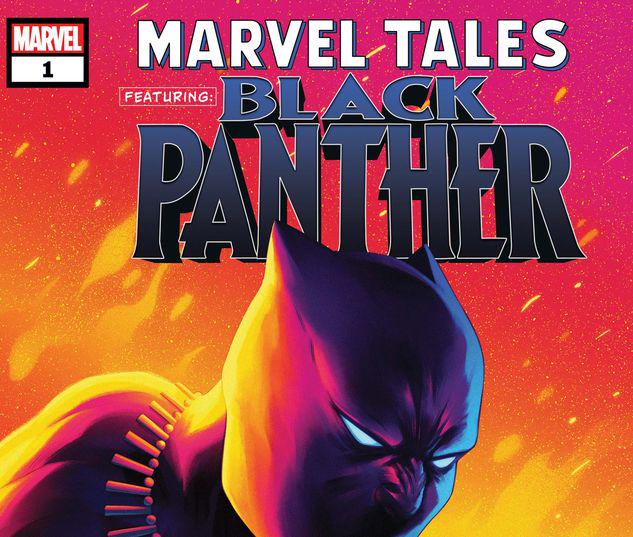 MARVEL TALES: BLACK PANTHER 1 #1