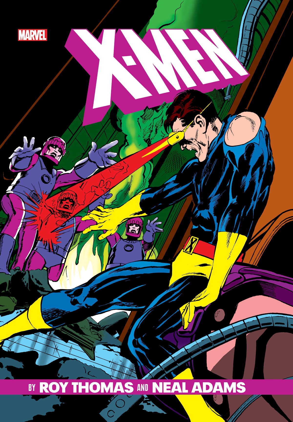 X-Men By Roy Thomas & Neal Adams Gallery Edition (Hardcover)