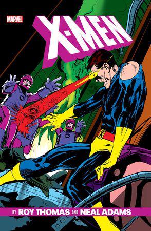 X-Men By Roy Thomas & Neal Adams Gallery Edition (Hardcover)