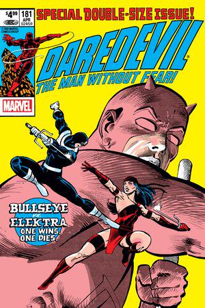 Daredevil 181 Facsimile Edition #1