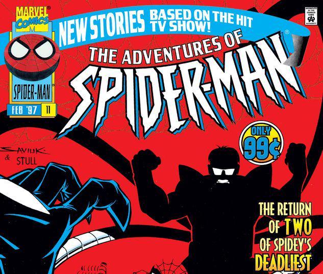 Adventures of Spider-Man #11