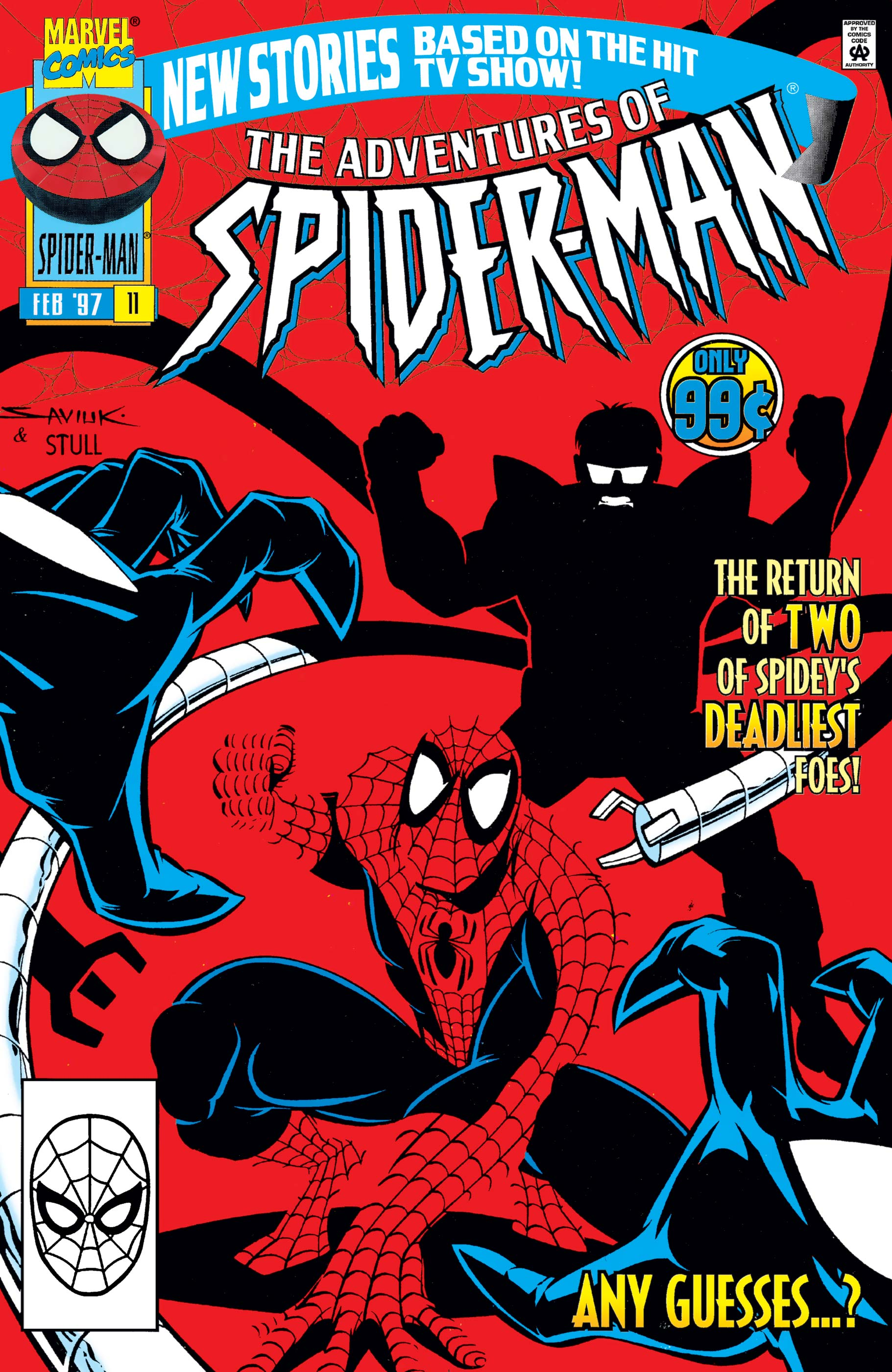 Adventures of Spider-Man (1996) #11