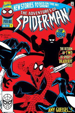 Adventures of Spider-Man #11