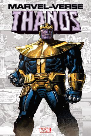 Marvel-Verse: Thanos (Trade Paperback)