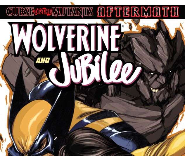 Wolverine and Jubilee (2010) #4