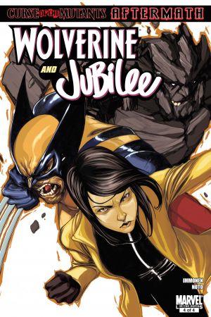 Wolverine & Jubilee #4