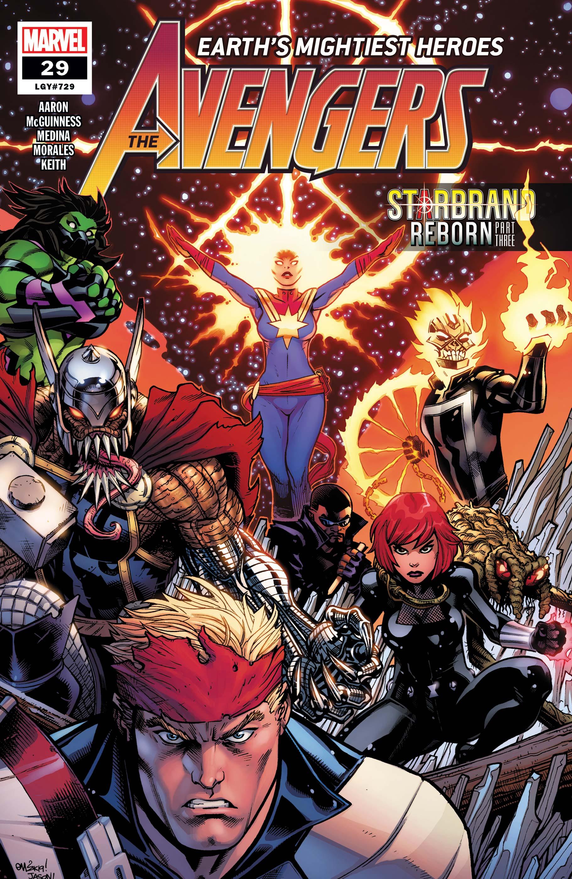 Avengers (2018) #29