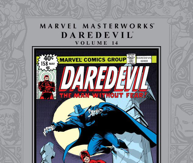 MARVEL MASTERWORKS: DAREDEVIL VOL. 14 HC #14