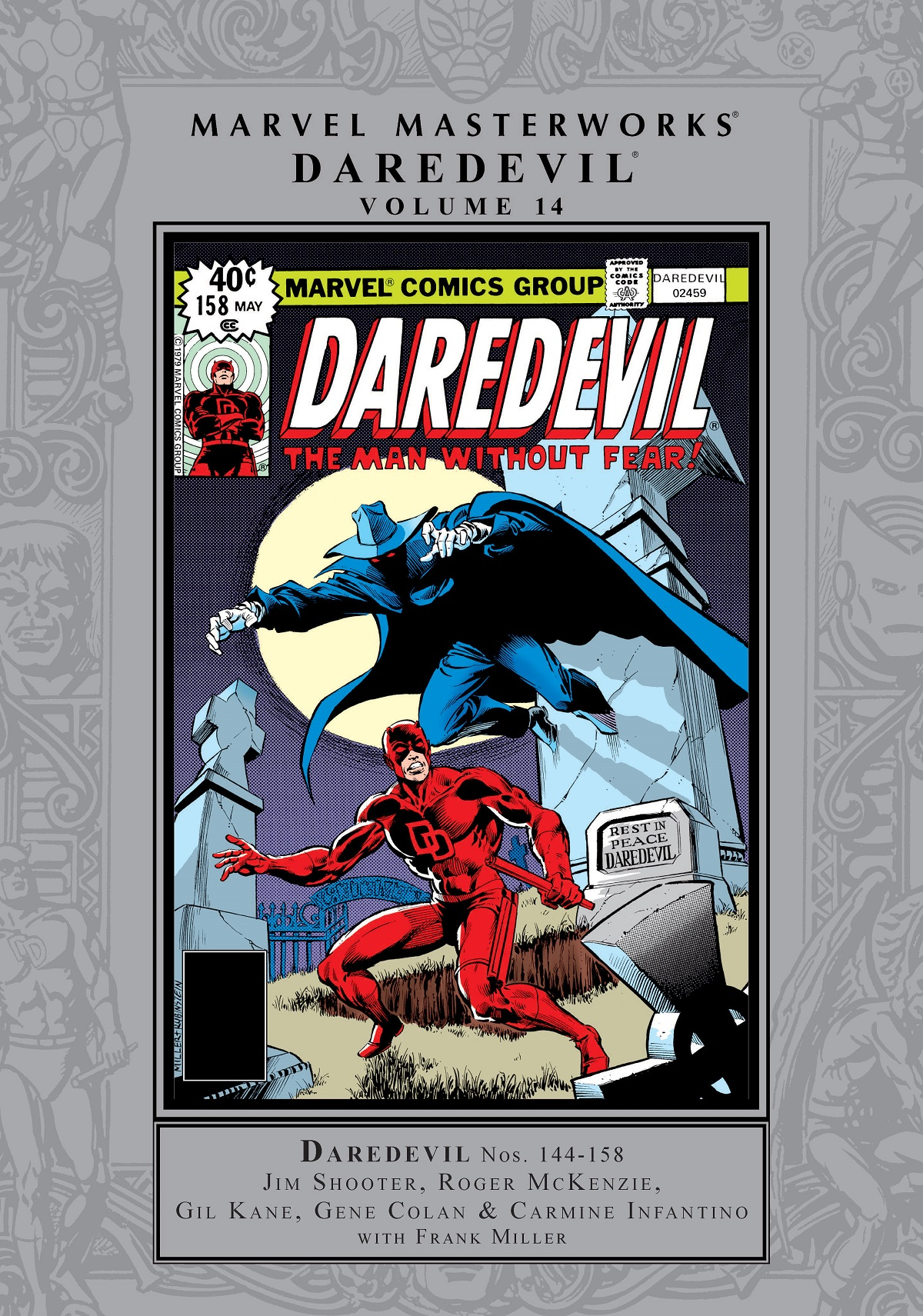 Marvel Masterworks: Daredevil Vol. 14 (Hardcover)