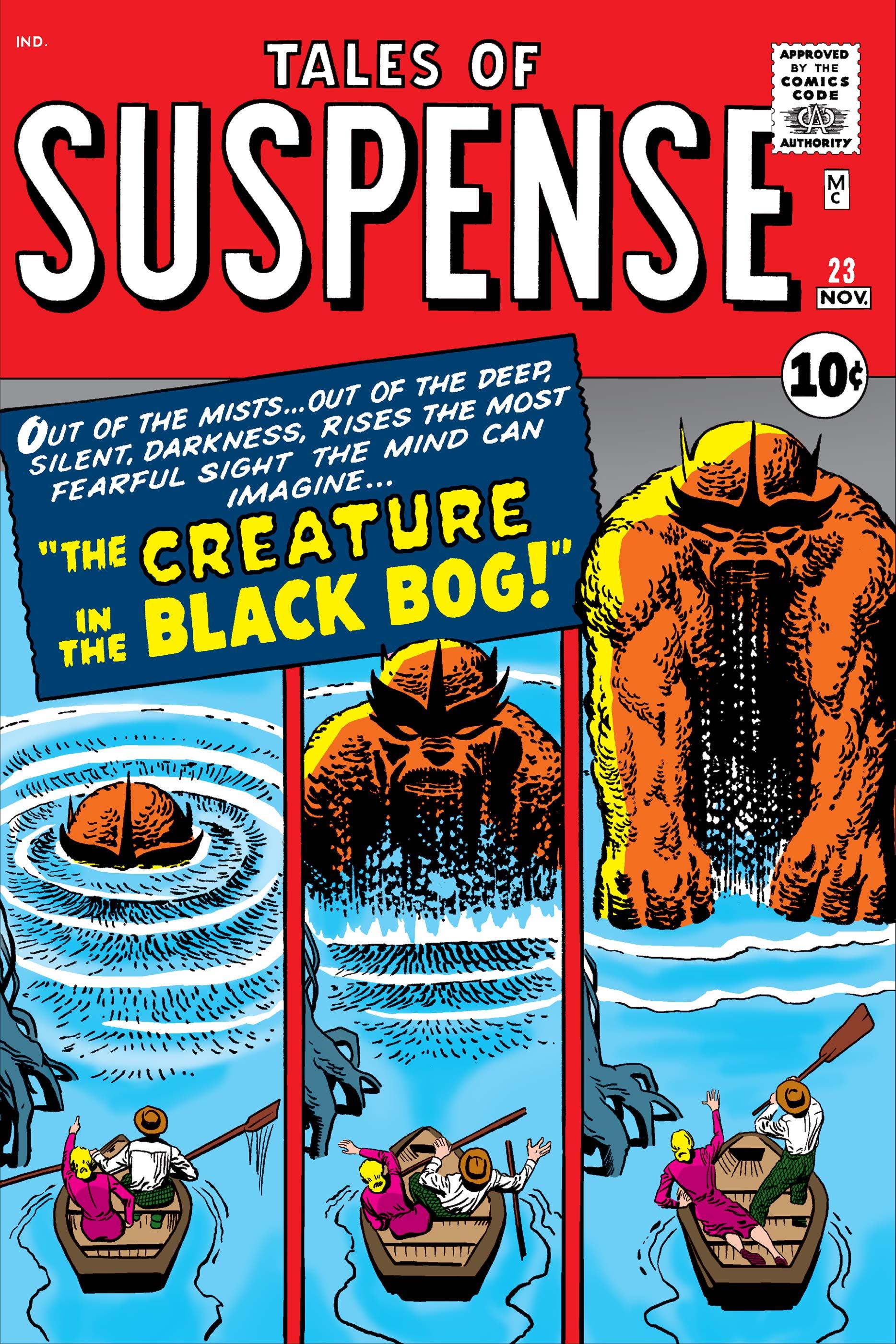 Tales of Suspense (1959) #23