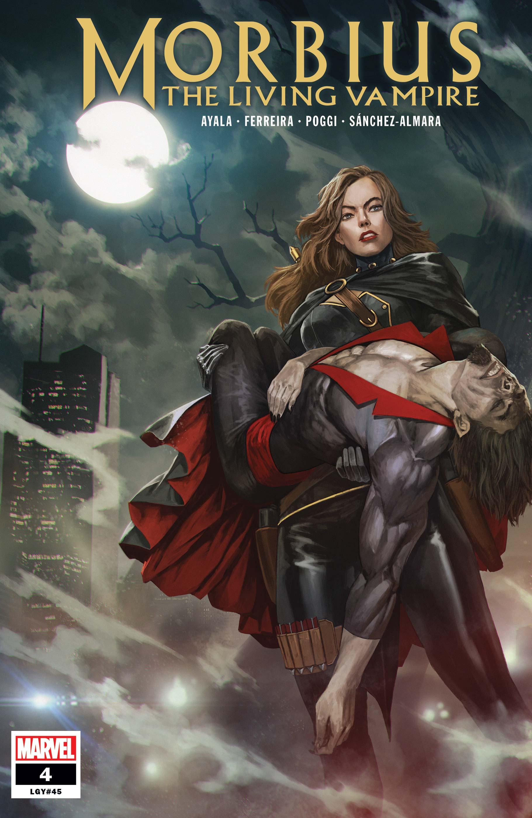 Morbius (2019) #4