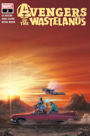 Avengers of the Wastelands (2020) #2