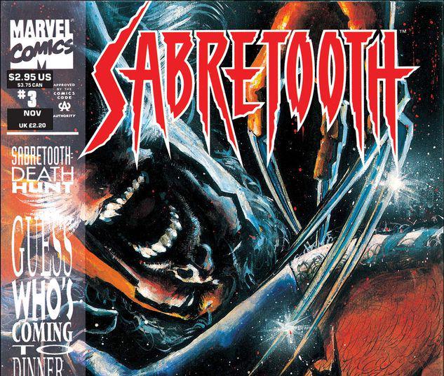 Sabretooth #3