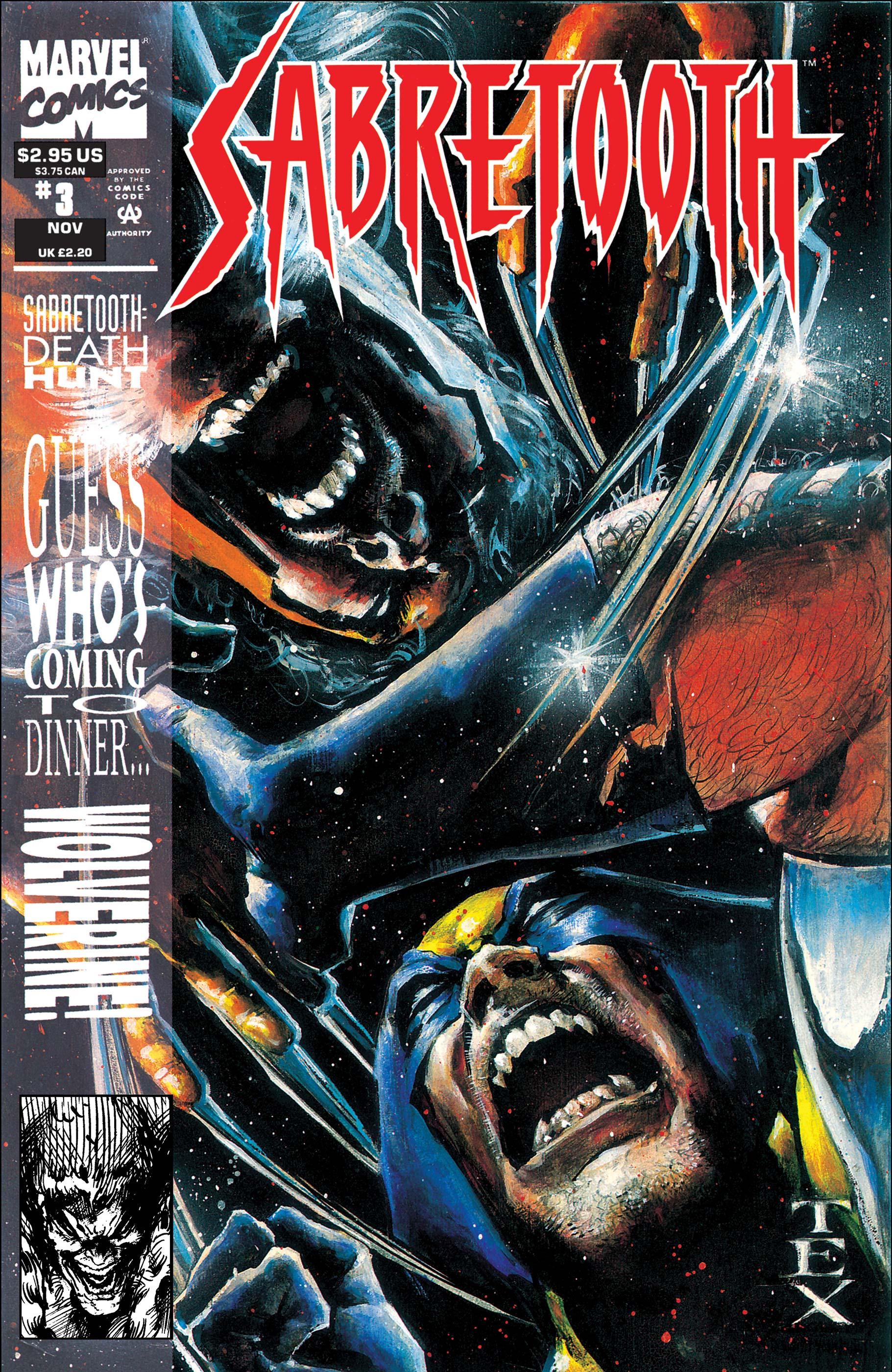Sabretooth (1993) #3