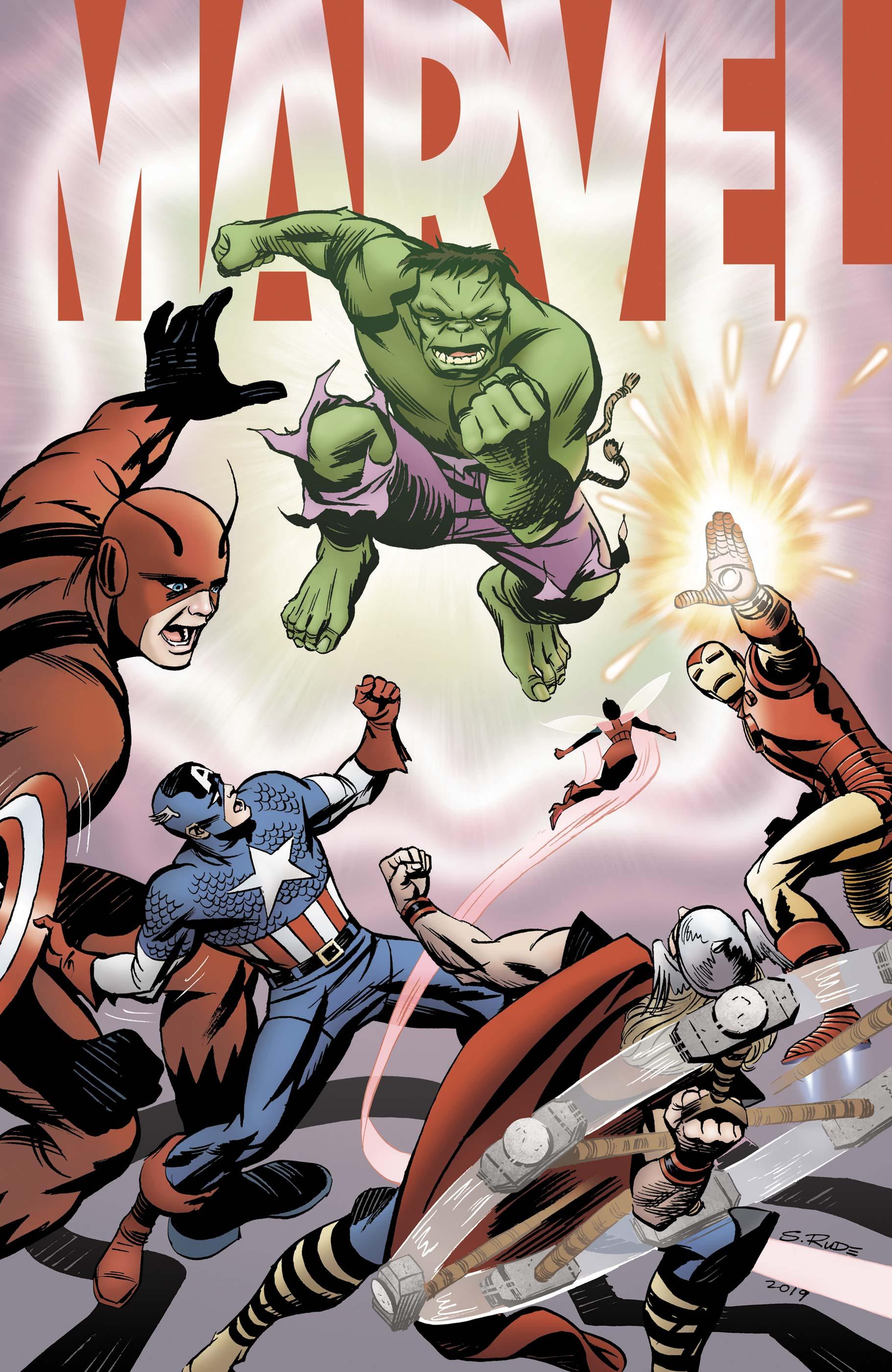 Marvel (2020) #1 (Variant)