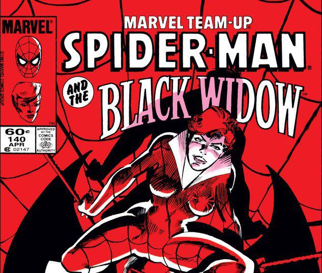 Marvel Team-Up #140