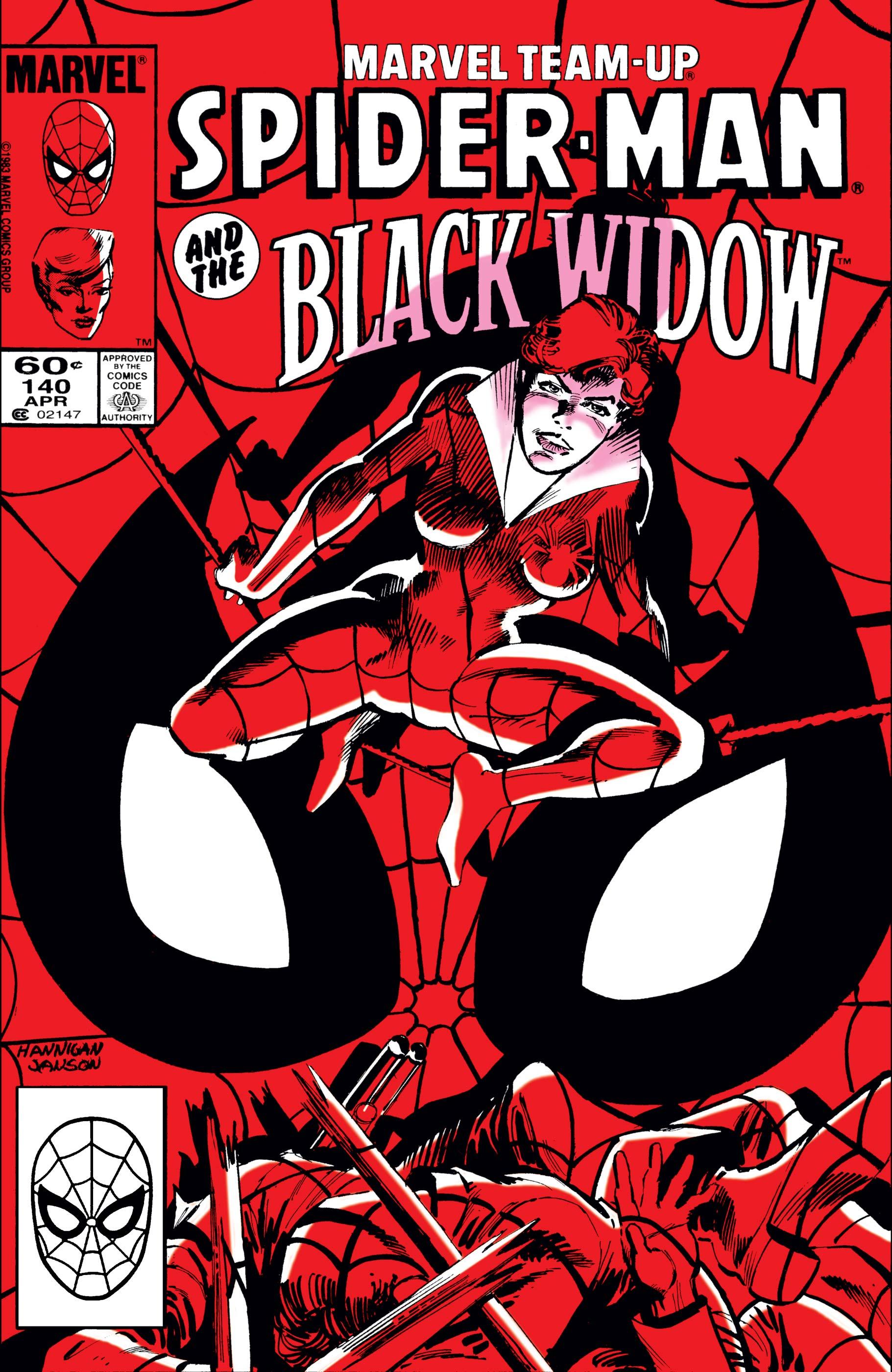 Marvel Team-Up (1972) #140