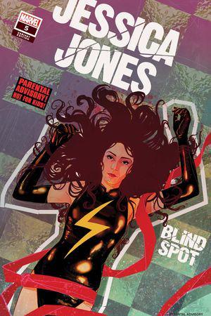 Jessica Jones: Blind Spot (2020) #5 (Variant)