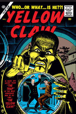 Yellow Claw (1956) #2