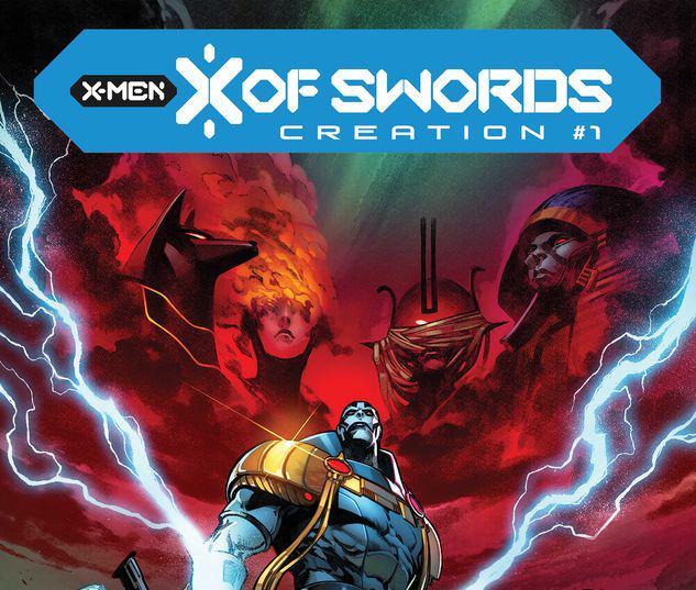 X OF SWORDS: CREATION 1 #1