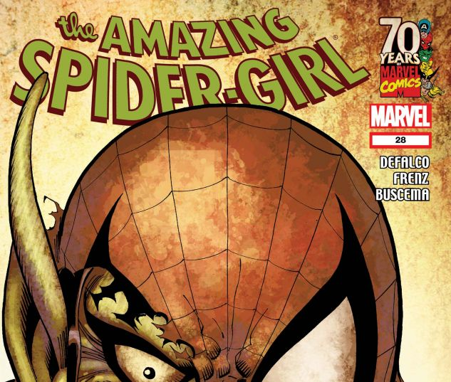 AMAZING SPIDER-GIRL (2006) #28