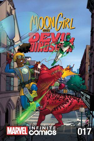 Moon Girl and Devil Dinosaur Infinite Comic (2019) #17