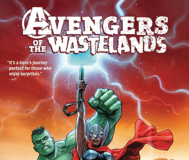 AVENGERS OF THE WASTELANDS TPB #1
